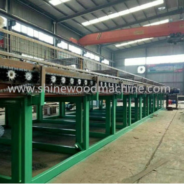 Face Plywood Veneer Feeding Device