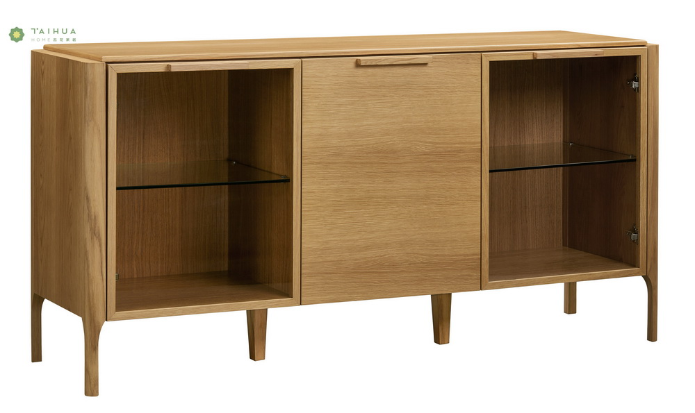 Two Layers Dining Cabinet