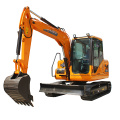 China manufacturer crawler excavators for sale XN80E