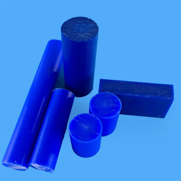 Wearable Blue Nylon Bar Stock