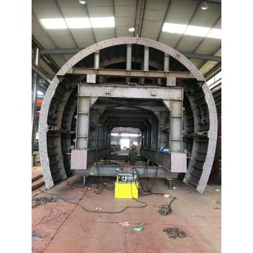 Steel Formwork for Tunnel Lining Mould