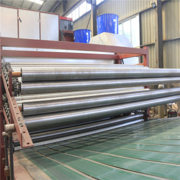 4 Deck 28M Veneer Roller Dryer