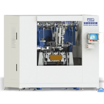 5 Axis CNC High Speed Flat Brush Machine