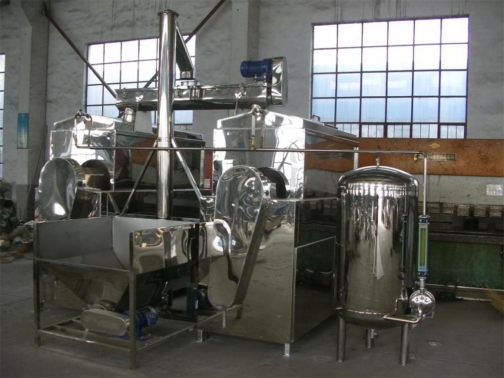 The stainless steel Chili paste mixer