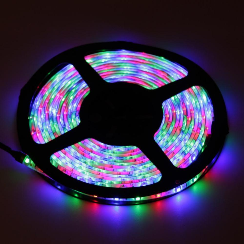 High light Waterproof IP65 SMD 5050 14.4W RGB Led Strips