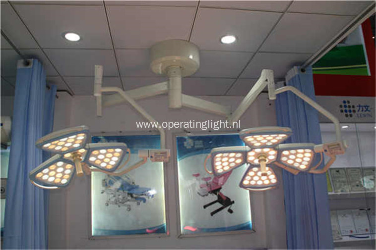Double lamp heads OT lamp