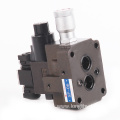 Adjustable Hydraulic Solenoid Operated Speed Control Valves