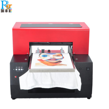 Faʻatonu i le T-Shirt Printer