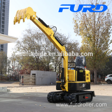 Good Sale New Type Mini Excavator China For Small Works (FWJ-900-10)