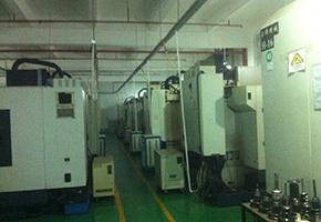CNC Milling Workshop