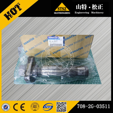 PC valve ass'y 708-2G-03510 for pc300-7 excavator pump