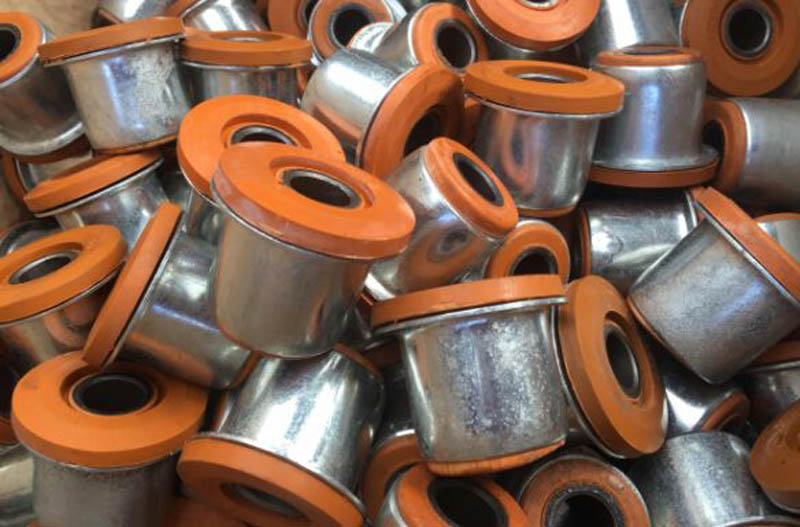Colorful Rubber Bushing