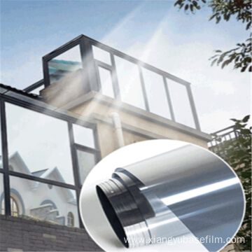 Glass Insulation Building Shading PET Solar Base Film