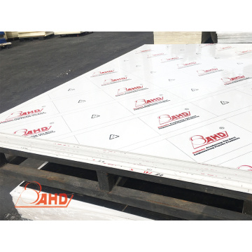 High Quality New Virgin Extrution ABS Sheet White