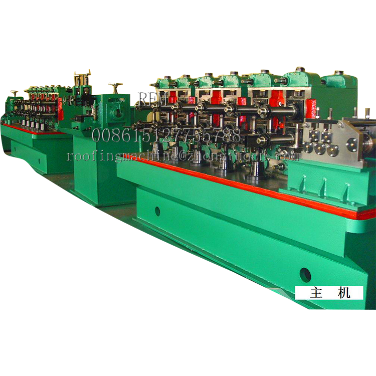 Carbon Steel Welded Pipe Roll Forming Machine