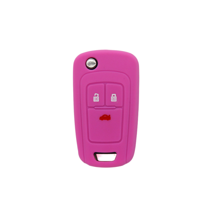 3 Buttons Buick Silicon Key Cover