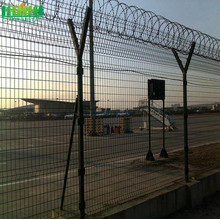 direct factory security welded airport fence
