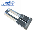 Stainless-steel burner gas grill parts