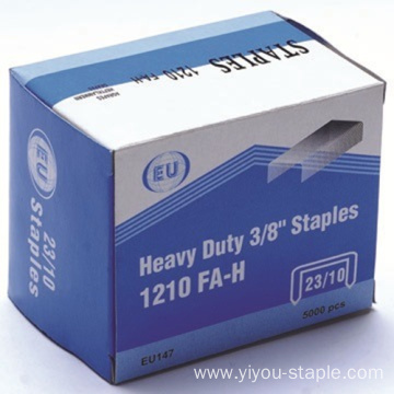 Hardened And Thickened 23/10 Heavy Duty Staples