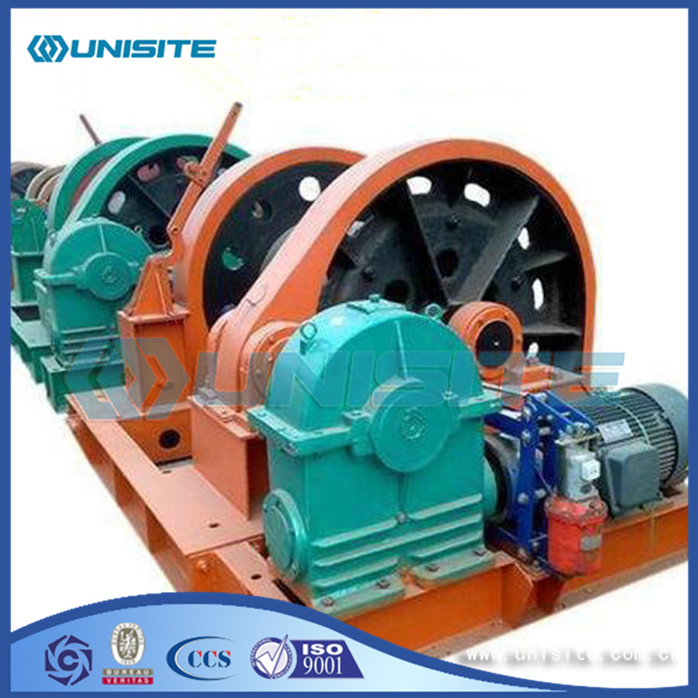 Steel Mooring Winch