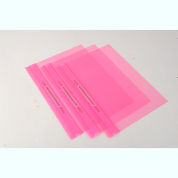 plastic Movable clamp folder