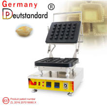square shape tartlet machine for sale