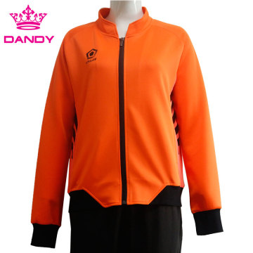 Hot Sale Womens Zip Up Tracksuit