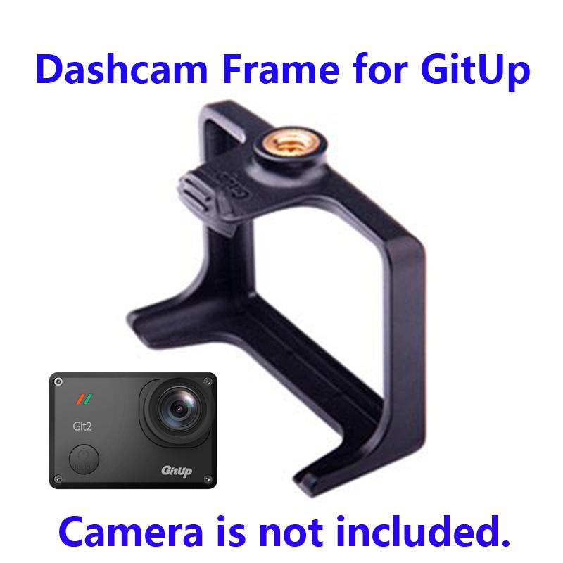 Free Shipping!! Dashcam Frame for GitUp Git1/Git2 Action Camera
