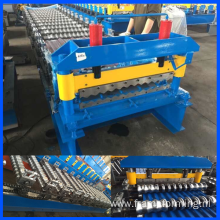 corrugated metal roofing sheet machine