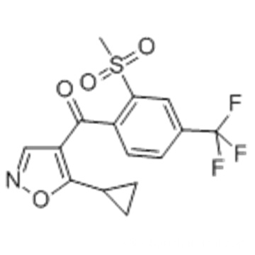 Methanone,( 57372561, 57195117,5-cyclopropyl-4-isoxazolyl)[2-(methylsulfonyl)-4-(trifluoromethyl)phenyl] CAS 141112-29-0