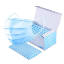 3 Ply Non-woven Safety Medical Disposable Mask