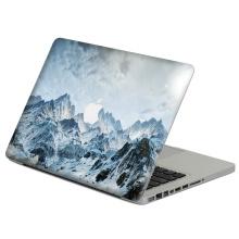 "Snow Mountain Laptop Decal Sticker Skin For MacBook Air Pro Retina 11"" 13"" 15"" Vinyl Mac Case Notebook Body Full Cover Skin"