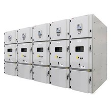 NXAirS 550+Primary Distribution Air Insulated Switchgears