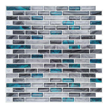 Home Decoration Peel and Stick Vinyl Wallpaper Tile