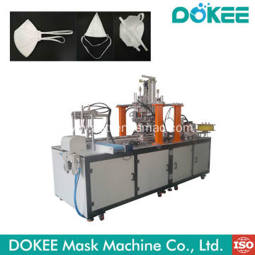 Folding Mask Head-strap Ear-loop Welding Machine