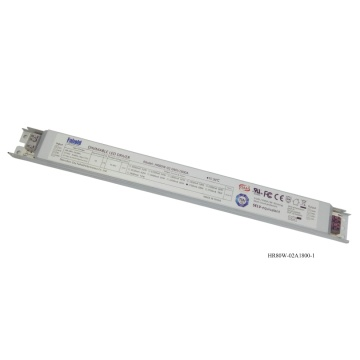 Led Linear Driver 80W power supply 48Vdc Mexico