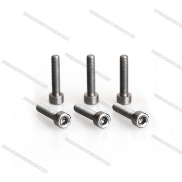 Factory Price M3 Titanium Hex Socket Screw