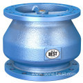 Stainless Steel Silent check valve DN125