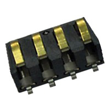 3.5mm  Circuit Battery Connectors 4P