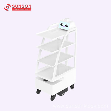 Reliable and Durable Distribution Robot
