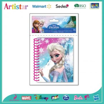 DISNEY FROZEN opp bag packing notebook