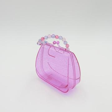 storage handbag plastic gift box