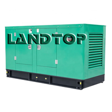 Economic 80kw Diesel Genset with Cummins Engine 100kva