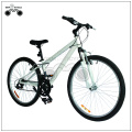 26inch 21 speed white  women's mountain bicycle