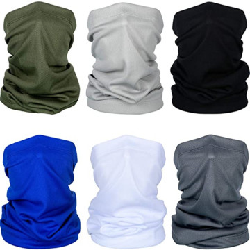 Seamless Face Mask Mouth Cover Scarf