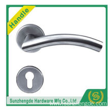 SZD STH-108 Popular Stainless Steel Entry Door Hardware Lever Handle