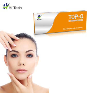 1ml Anti Wrinkle Injectable Hyaluronic Acid Filler for Fine Lines and Lips
