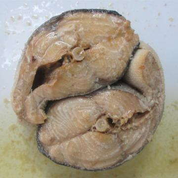 Canned Pink Salmon Fish in Oil 200g