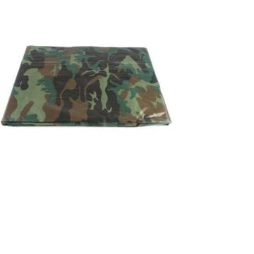 Camo Tarp/Tarpaulin PE Tarpaulin for Covering