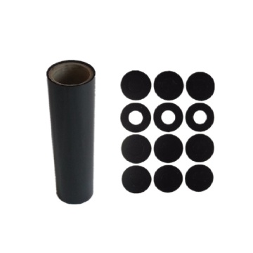 Insulation black pet mylar film for die cutting